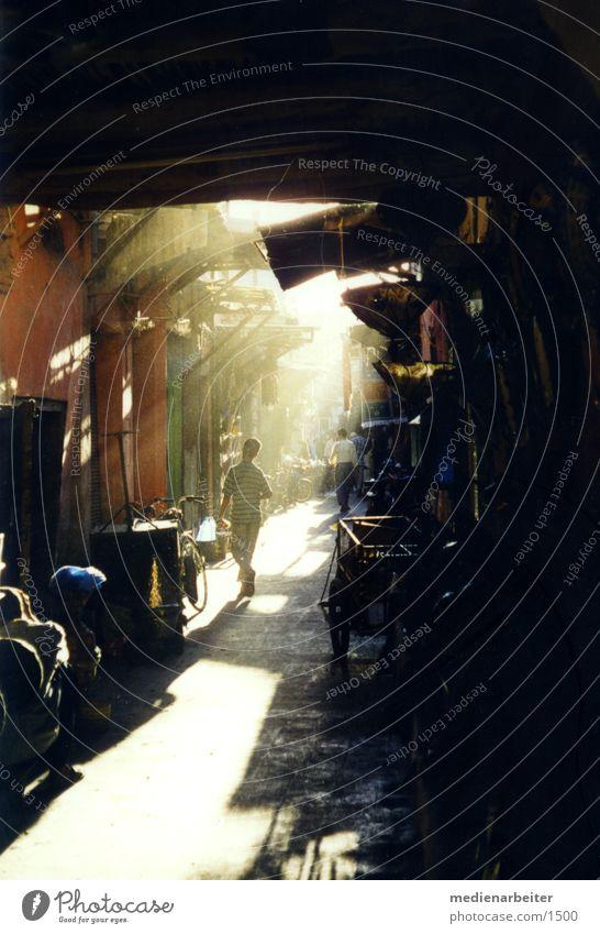 Markets Morocco Africa Bazaar