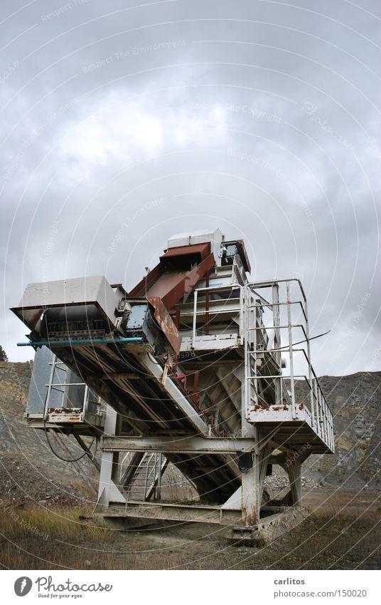 Image confirming machine Demanding Mysterious Give Keyword Work and employment Power Force Derelict Quarry Arrange sorting machine Sieve Conveyor belt Logistics