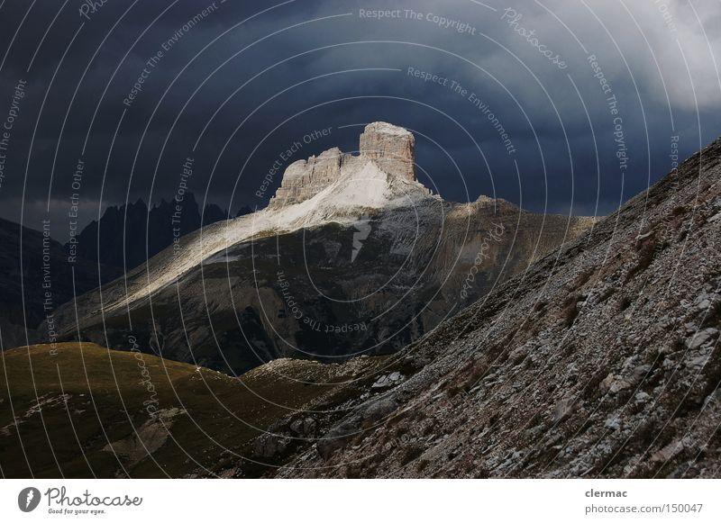 Vacation & Travel Mountain Hiking Italy Climbing Alps Italian Alps Alpine pasture Dolomites