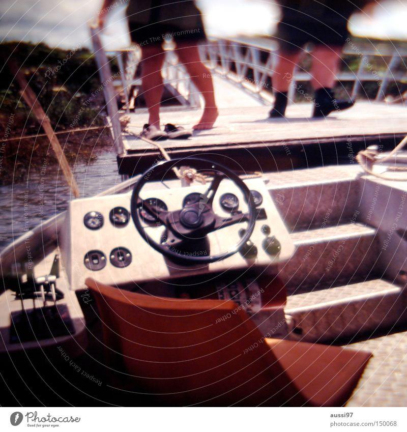 Navigation Seaman Captain Profession Steering wheel Motorboat