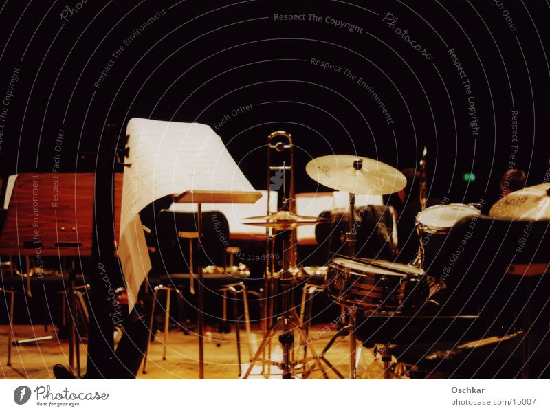 stage Concert Music empty stage Musical instrument