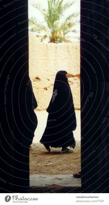 Woman Human being Vail Islam Morocco Chador