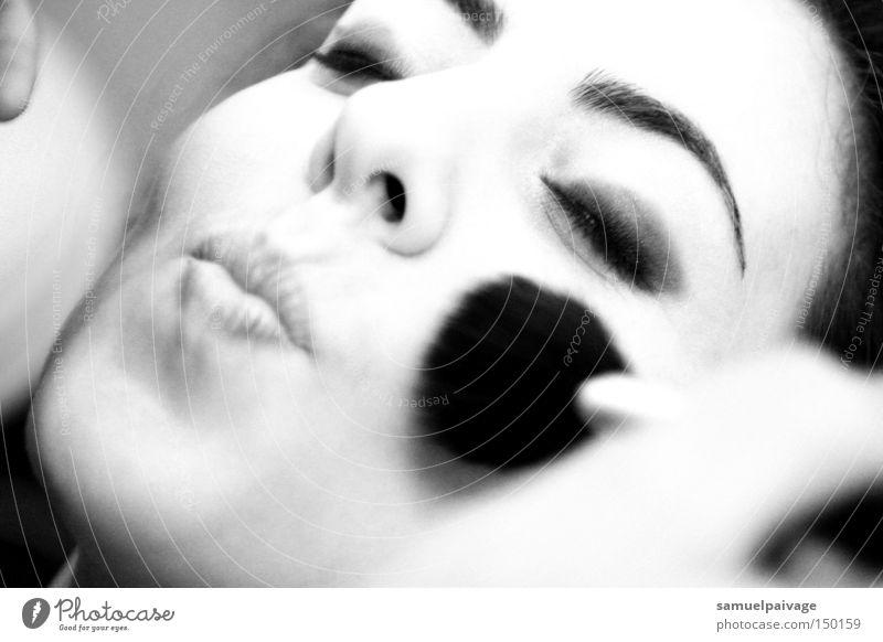 Samuel Gê Face Mouth Make-up Woman olho rosto boca maquiagem casamento samuel Gê I look Ich Aussehen Gesicht Mund Struktur die Ehe