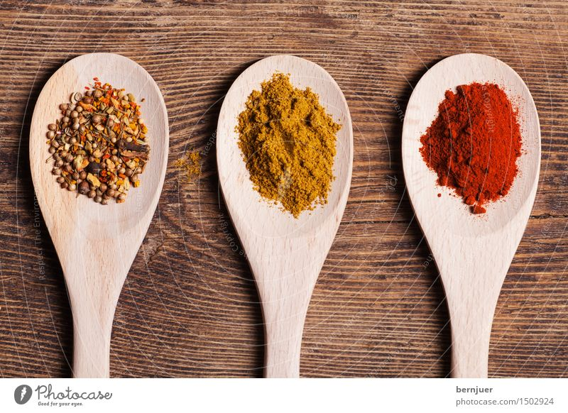 Red Yellow Eating Food photograph Brown Uniqueness Herbs and spices Tangy Delicious Good Anticipation India Spoon Raw Ingredients