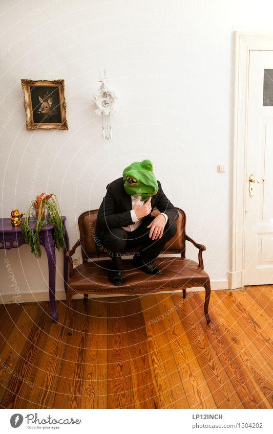LP. Turtles. I Living or residing Flat (apartment) Interior design Decoration Furniture Feasts & Celebrations Carnival Hallowe'en Masculine Man Adults 1
