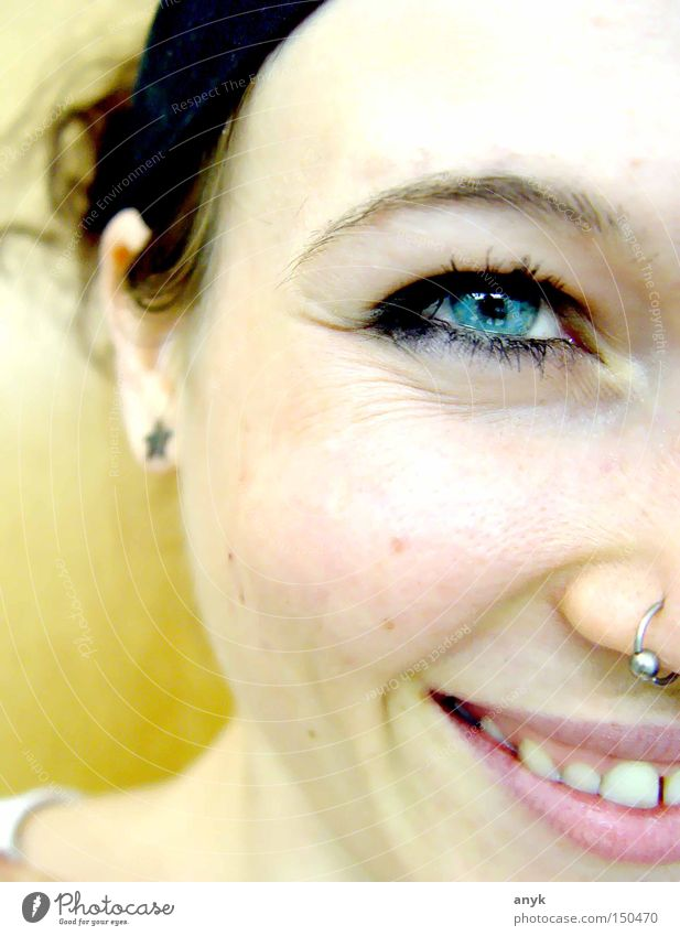 Woman Human being Joy Face Eyes Head Funny
