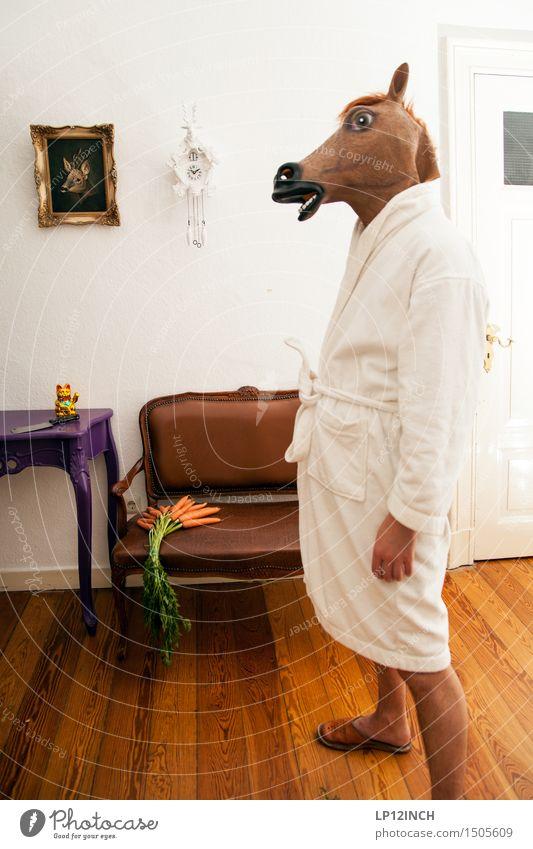 LP. HORSEMAN. IV Wellness Well-being Contentment Relaxation Living or residing Flat (apartment) Interior design Decoration Furniture Hallowe'en Human being Man