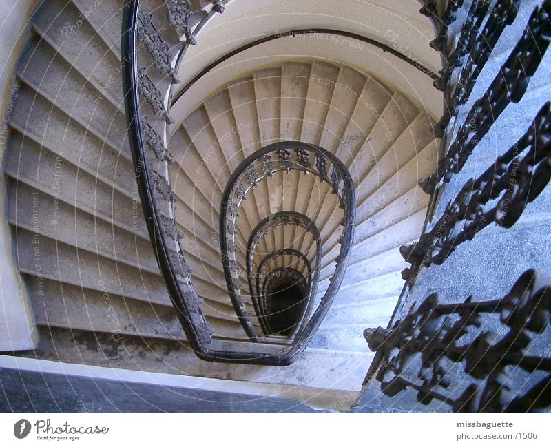 spiral staircase Winding staircase Staircase (Hallway) House (Residential Structure) Story Architecture Stairs Handrail