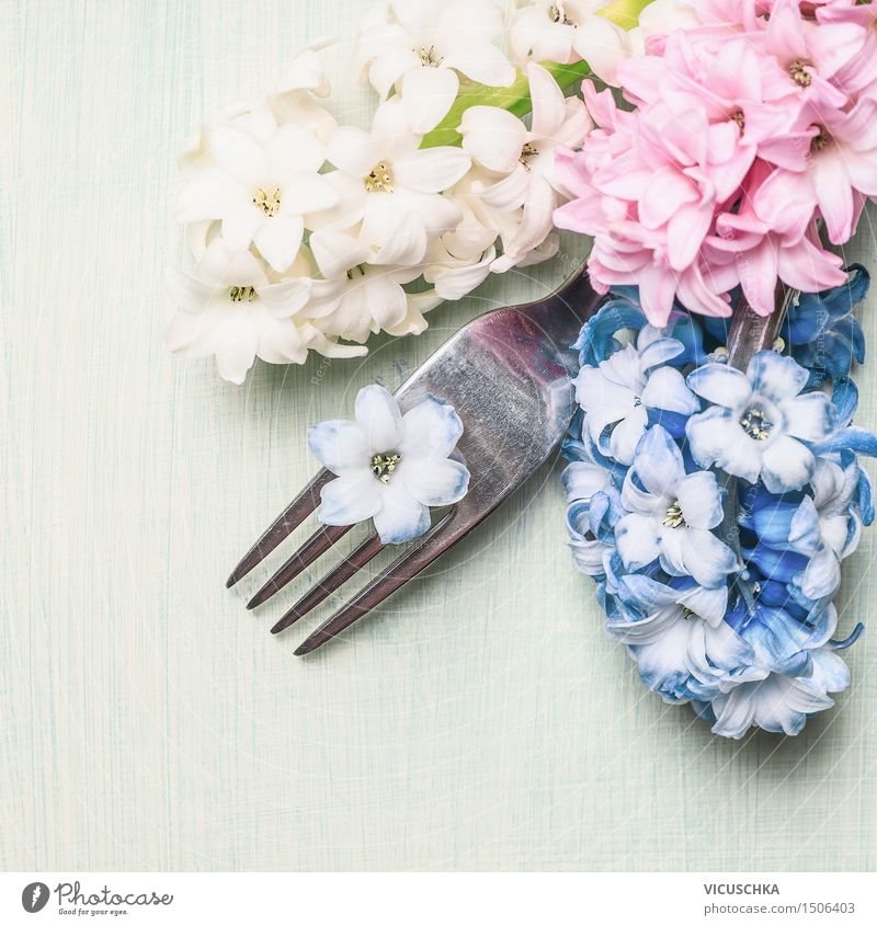 Nature Plant Flower Love Spring Style Feasts & Celebrations Party Moody Design Decoration Birthday Table Blossoming Simple Easter