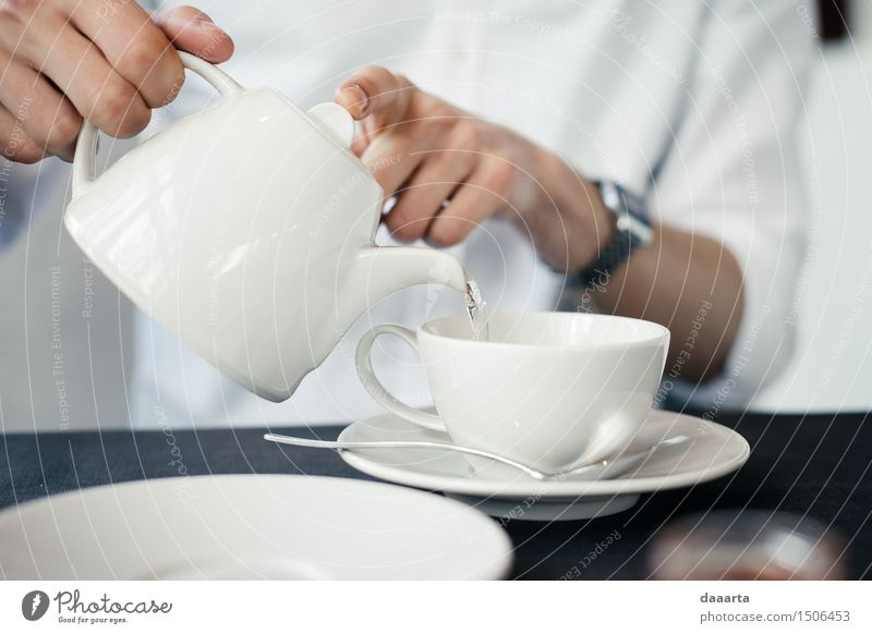 water for tea Water Joy Life Style Lifestyle Freedom Moody Flat (apartment) Design Living or residing Leisure and hobbies Elegant Table Beverage Romance
