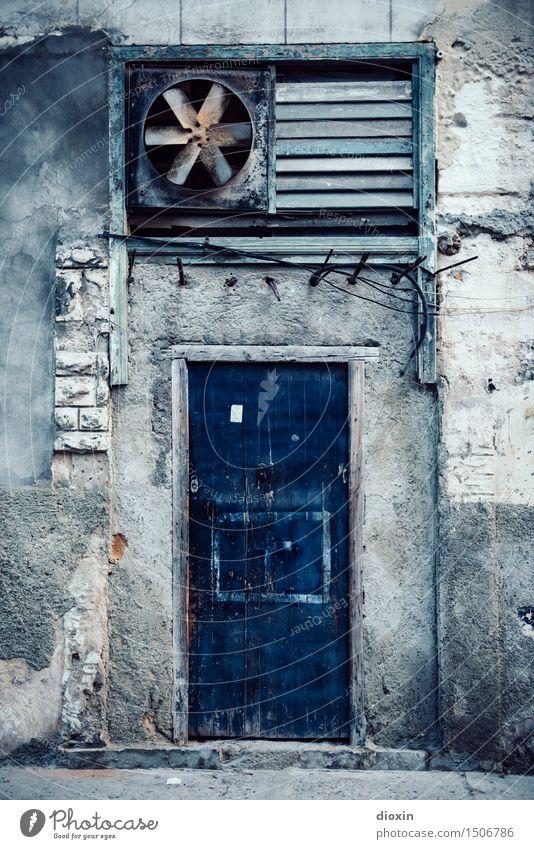 la puerta azul Vacation & Travel Tourism Adventure Far-off places City trip Air conditioning Fan Havana Cuba Central America Caribbean Town Capital city