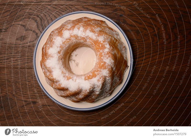 Gugelhupf White Lifestyle Fresh Modern Simple Delicious Hot Breakfast Dessert Tea Baked goods Meal Sugar Miniature Baking