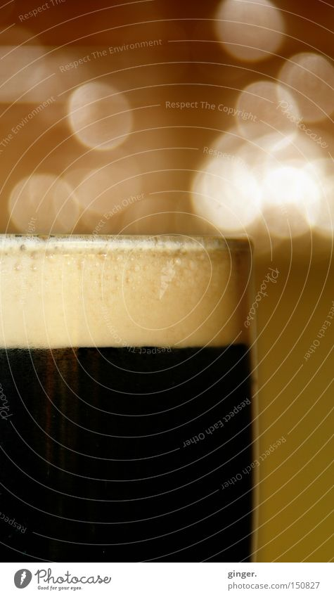 Black Dark Glass Drinking To enjoy Beer Gastronomy Delicious Foam Ireland Nitrogen