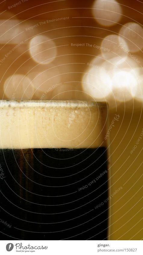 -- STOUT -- Drinking Gastronomy To enjoy Dark Delicious Ireland Foam Nitrogen Glass Copy Space top Beer Black Light (Natural Phenomenon) Reflection Deserted