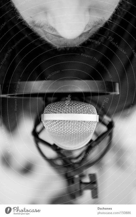 Man Music Photography Observe To hold on Concert Workshop Radio (device) Radio (broadcasting) Microphone Sing Tone Production Song Singer Voice