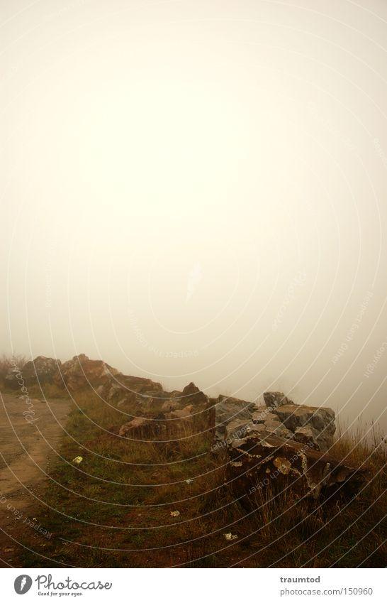 Sky Winter Dark Autumn Stone Sadness Lanes & trails Sand Fog Horizon Earth Gloomy Quarry Wetzlar