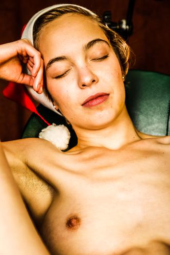 for christmas . . . after Beautiful Feminine Woman Adults Touch To enjoy Sex Naked Eroticism Happy Contentment Lust bilderberg Masturbation masturbate Shame