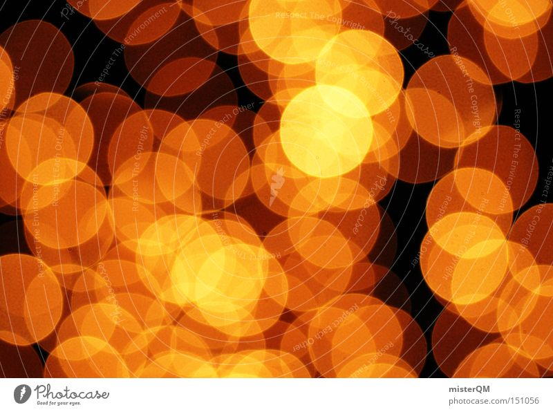 Moody Art Glittering Gold Circle Transience Retro Abstract Light Magic Enchanting Arts and crafts  Pensive The eighties