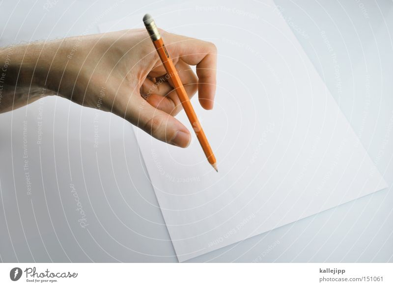 left-handed Hand Pencil Write Letter (Mail) Leaf Paper Painting and drawing (object) Draw Hover Surrealism Human being PISA study Education School