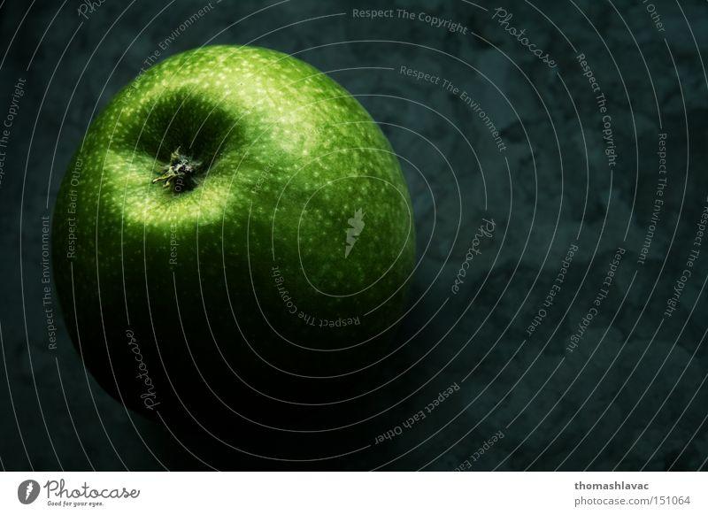 green apple Apple Green Fruit Sense of taste Tasty sappy luscious