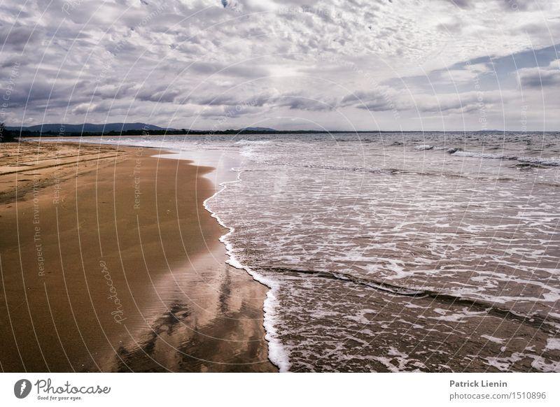 Queensland, Australien Beautiful Relaxation Vacation & Travel Trip Adventure Summer Beach Ocean Island Waves Environment Nature Landscape Sky Clouds Horizon