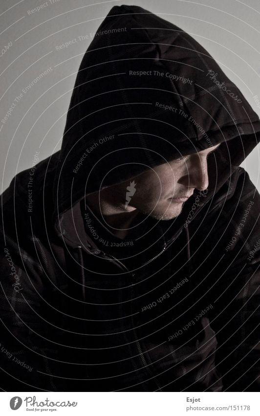 Man Dark Evil Hooded (clothing)