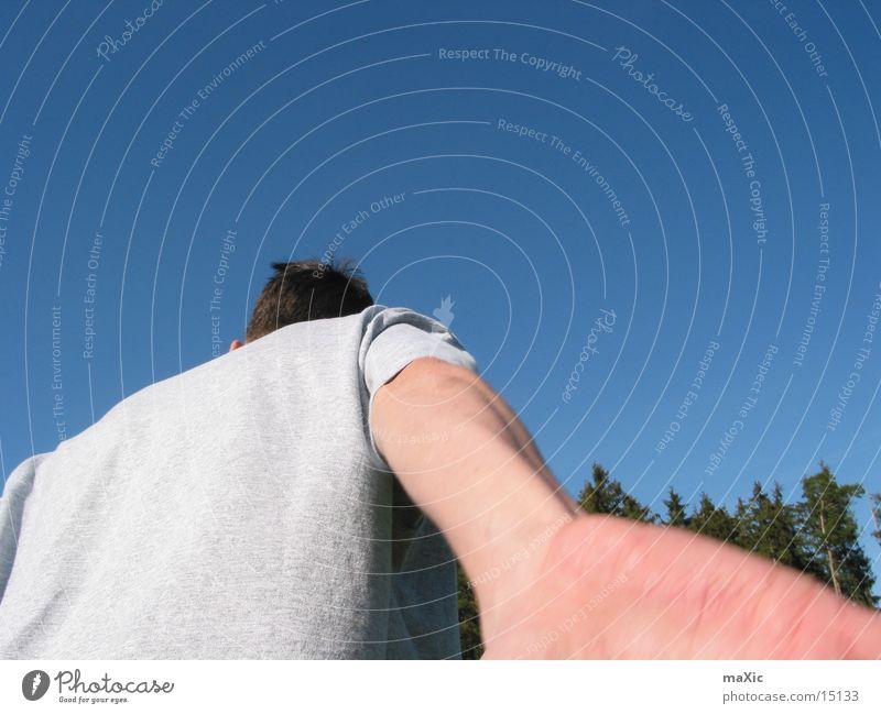 simon Man Hand Human being Arm