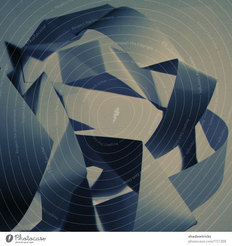 ffffound on mars Shadow Light and shadow Paper Art Things Absurdity Obscure Pattern