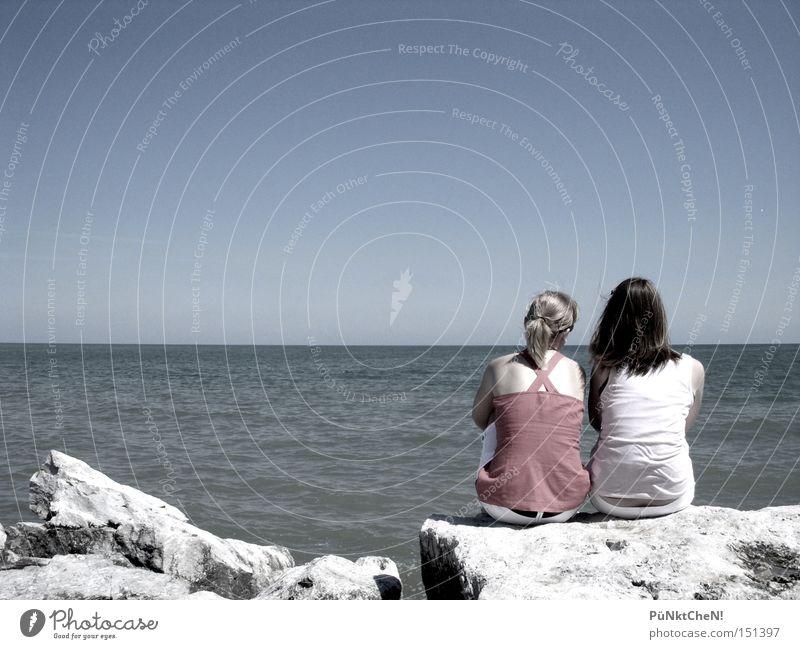 Ocean Far-off places To talk Stone Lake Friendship Future Trust Infinity Dreamily Lake Michigan