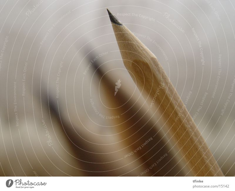 lead Pencil Background picture Blur Macro (Extreme close-up)