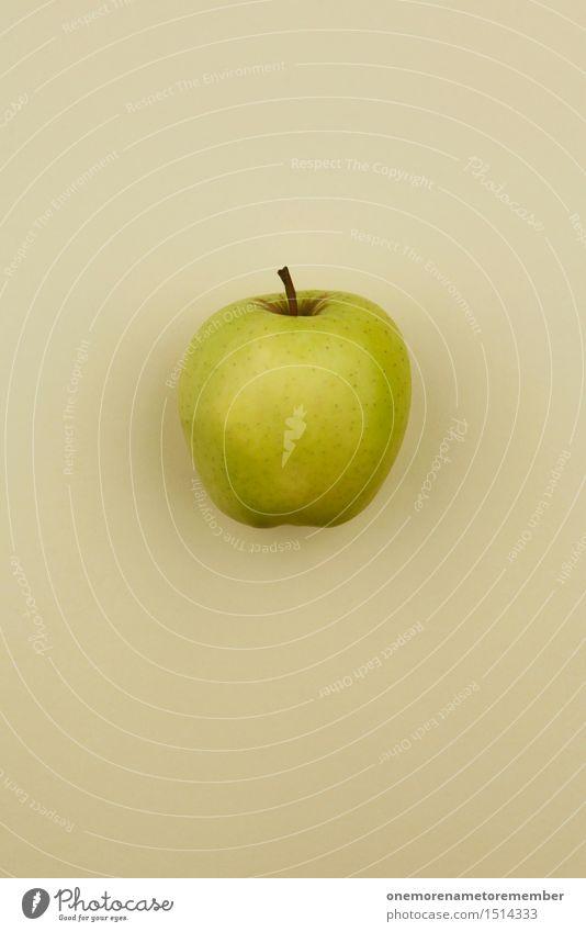 Green Art Esthetic Apple Work of art Apple tree Vitamin-rich Tree of knowledge Vitamin C Apple harvest Apple skin