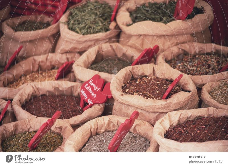 Nutrition Herbs and spices Odor Markets Near and Middle East Asia