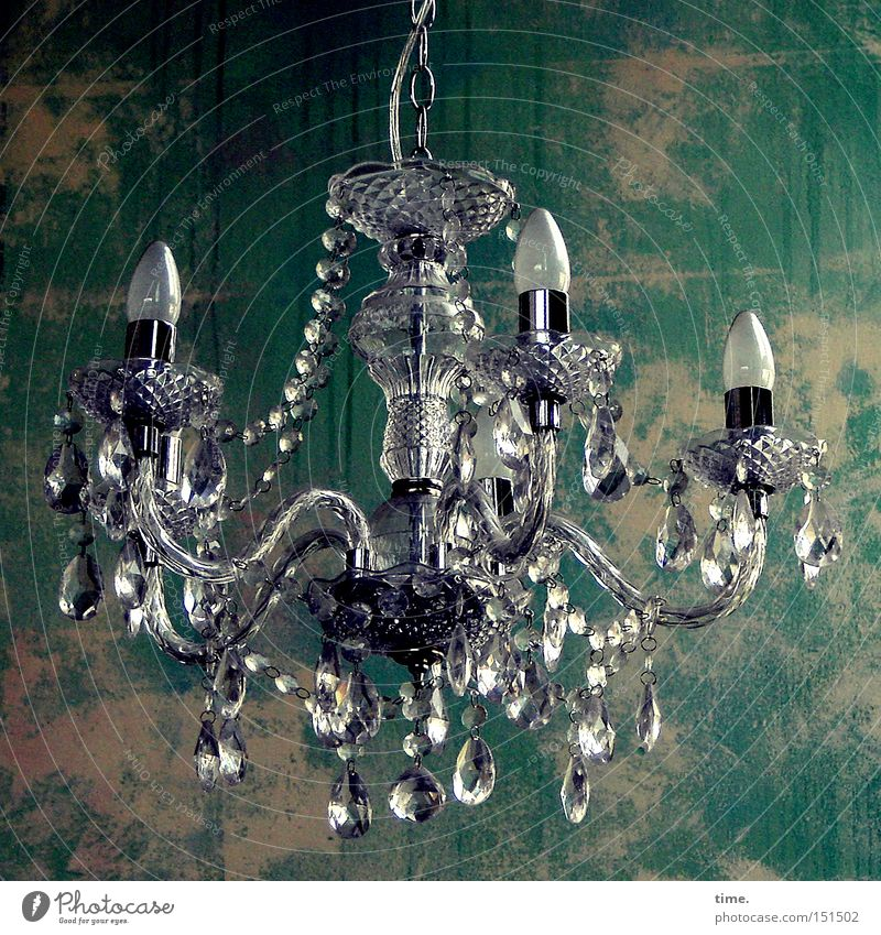 Monkey swing (aristocrat style) Lamp Wallpaper Entertainment Cable Glass Hang Electric bulb Chandelier Electricity Arts and crafts  Impressive Detail Light