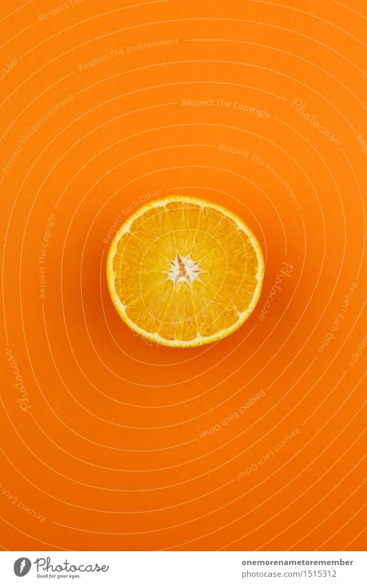 Healthy Eating Art Orange Esthetic Creativity Round Delicious Organic produce Work of art Juicy Vitamin-rich Tropical fruits Vitamin C Orange juice Orange slice