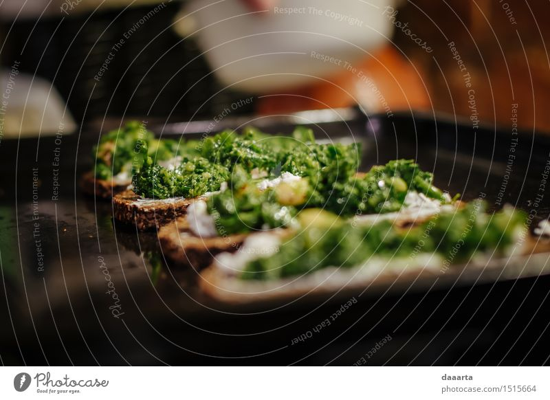 pesto bread Joy Life Emotions Eating Style Lifestyle Feasts & Celebrations Food Party Moody Flat (apartment) Design Leisure and hobbies Elegant Success