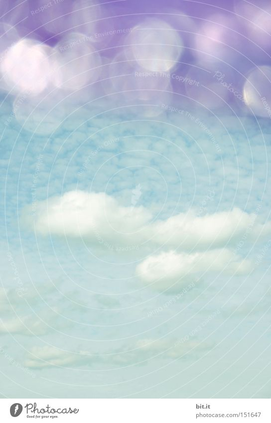 Sky Nature Blue Summer Clouds Landscape Happy Air Dream Moody Art Horizon Background picture Glittering Climate Kitsch