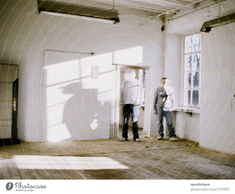 White Sun Calm Loneliness Window Bright Room Empty Transience Derelict Transparent Ghosts & Spectres