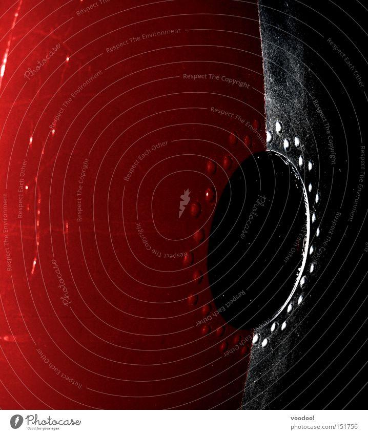 Red Dark Fear Friendliness Hollow Claustrophobia Silver Blood Silver Panic Rivet Oppressive Fluid