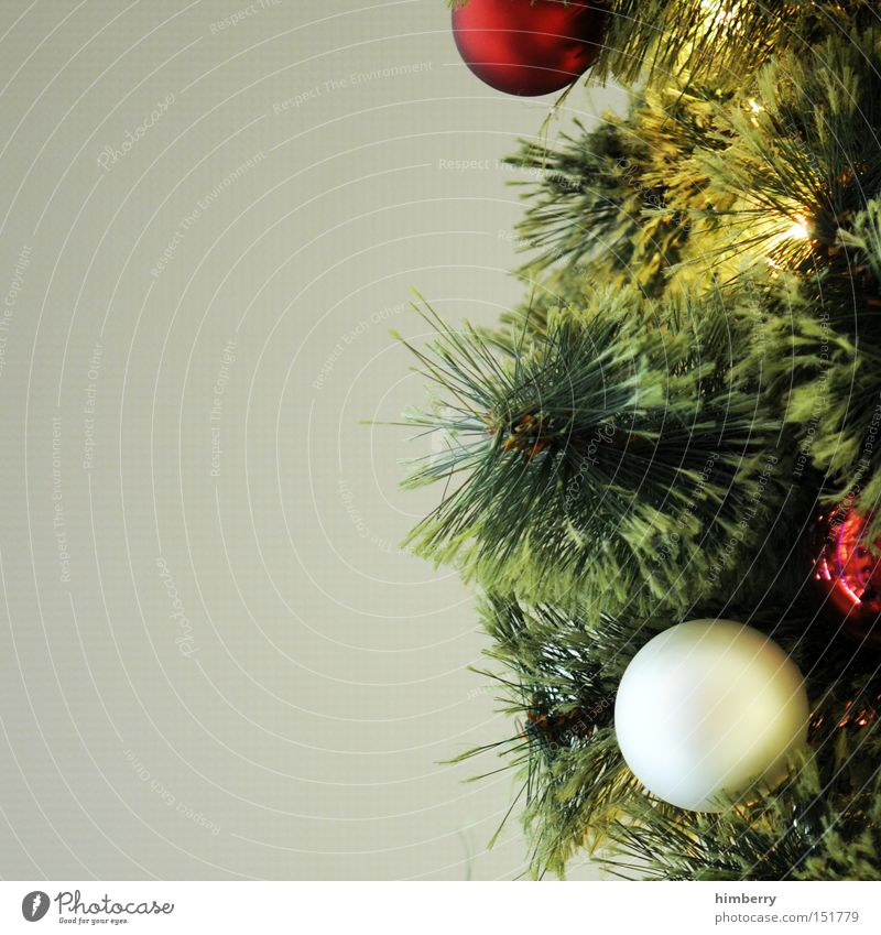 Christmas & Advent Feasts & Celebrations Christmas tree Decoration Fir tree Luxury Glitter Ball Wreath Christmas decoration Christmas tree decorations