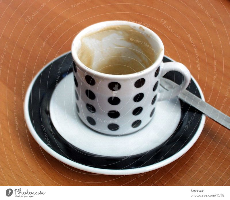 Coffee Things Cup Espresso