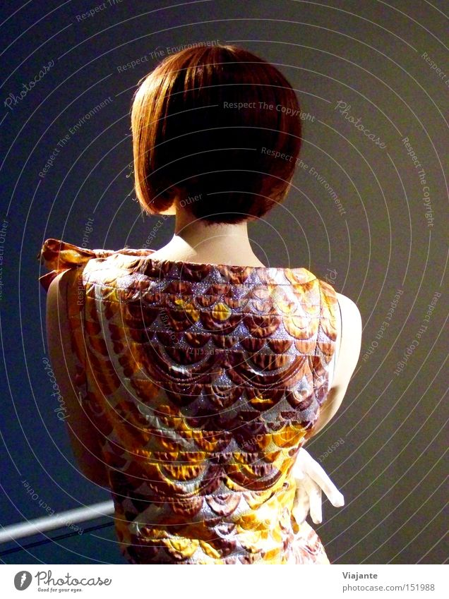 synthetic model Woman Dismissive Anger Clothing Aggravation sardine Fashion