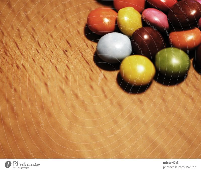 Colour Multiple Retro Delicious Candy GDR Many Chocolate Sugar Snack Food Chocolate buttons Fatty food