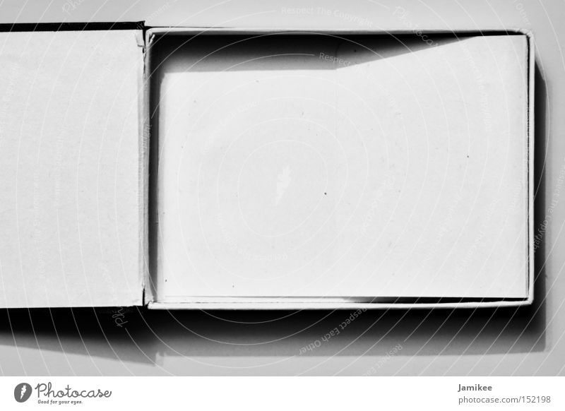 Paper Loneliness Poverty Empty Safety Box Collection Cardboard Insolvency Carton Packaging Black & white photo Burnt out
