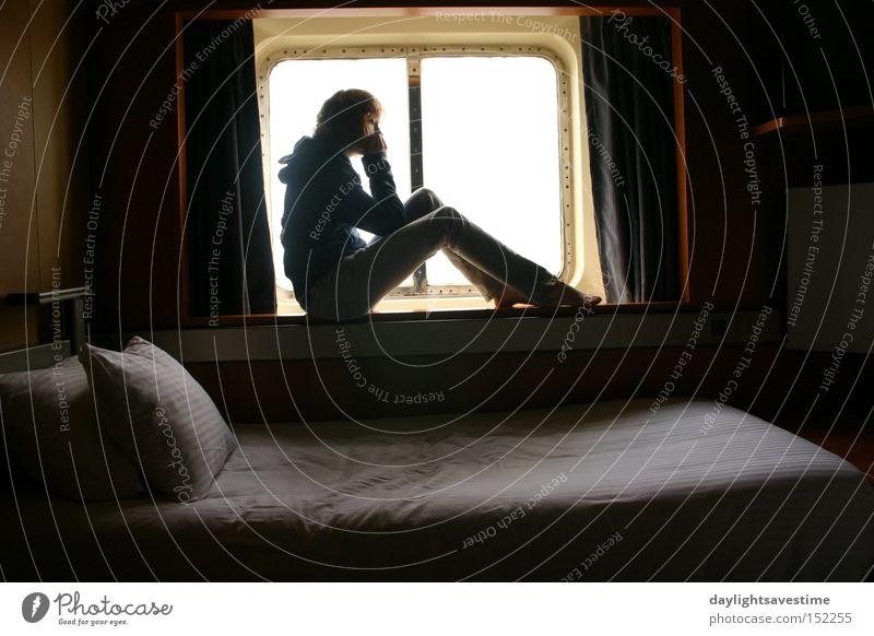 Window seat Style Window Watercraft Bed Peace Mexico Cruise