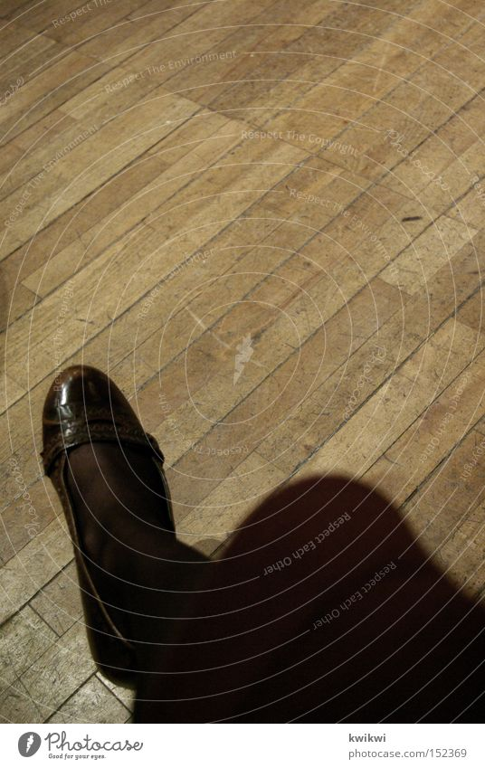 dancing shoe Footwear Dress Floor covering Ground Parquet floor Dance Noble Elegant Tights Woman