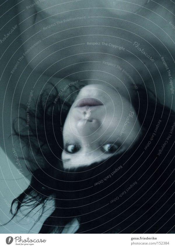 Woman Human being Water Dark Sadness Body Grief Distress Bathtub Hopelessness