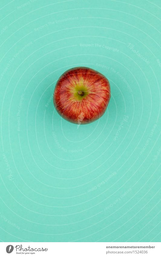 An apple a day Art Work of art Esthetic Apple Tree of knowledge Apple harvest Apple juice Apple skin Apple stalk Apple puree Harvest Red Multicoloured 1