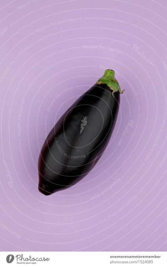 Auber Gina Art Esthetic Aubergine Violet Delicious Vegetable Vegetable market Healthy Eating Vegetarian diet Dark Design Multicoloured Kitchen Colour photo