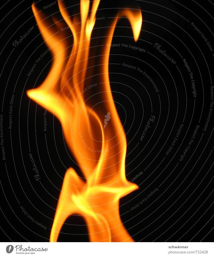 Meet Shoe Black Footwear Blaze Fire Yellow Bright Dark Contrast Hot Warmth Electricity Energy Air Embers