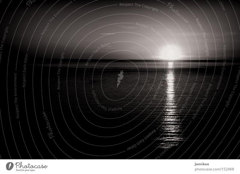 Sun Ocean Summer Freedom Warmth Landscape Sunset France Caresses Atlantic Ocean Mediterranean sea